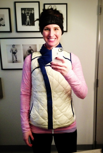 Let's play a game of Guess How Many Layers Abby's Wearing!