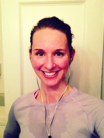 Beastly. Sweaty. Happy to be done.