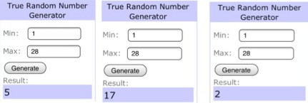 2, 5, 17 are winners! I mean, you're all winners but they won the headbands :)