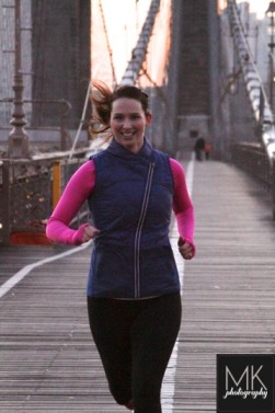 Brooklyn Bridge Repeats = Mile Repeats. BOOM!