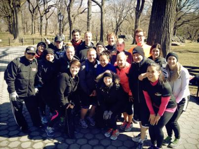 Team Challenge NYC (shamelessly stolen from Daphnie's FB page).