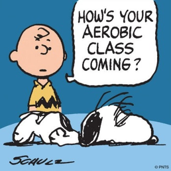 Even Snoopy feels like this sometimes.