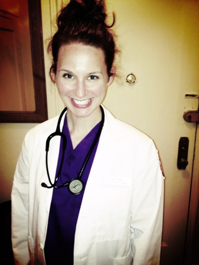 Student Physical Therapist Abby = NOT YOUR DOCTOR.