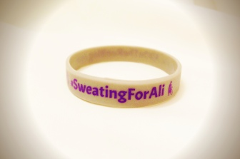 Always #SweatingForAli