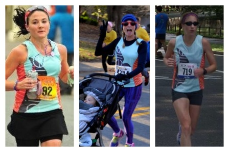 Some more Oiselle ladies killin it.