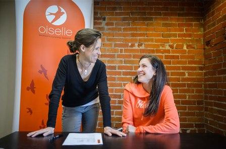 oiselle-signing-kara