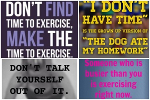 "A quick Google image search brought up these ""fitspiration"" quotes."